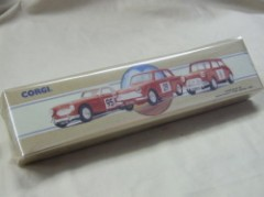 CORGIALPINERALLYSET(AUSUTINHEALEY・FORDCORTINA・MINI