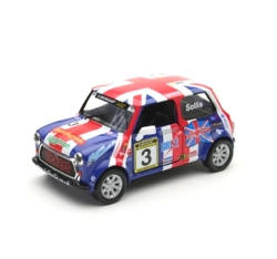 CORGI Mini Miglia-Bill Sollis,Mini 7 Racing Club